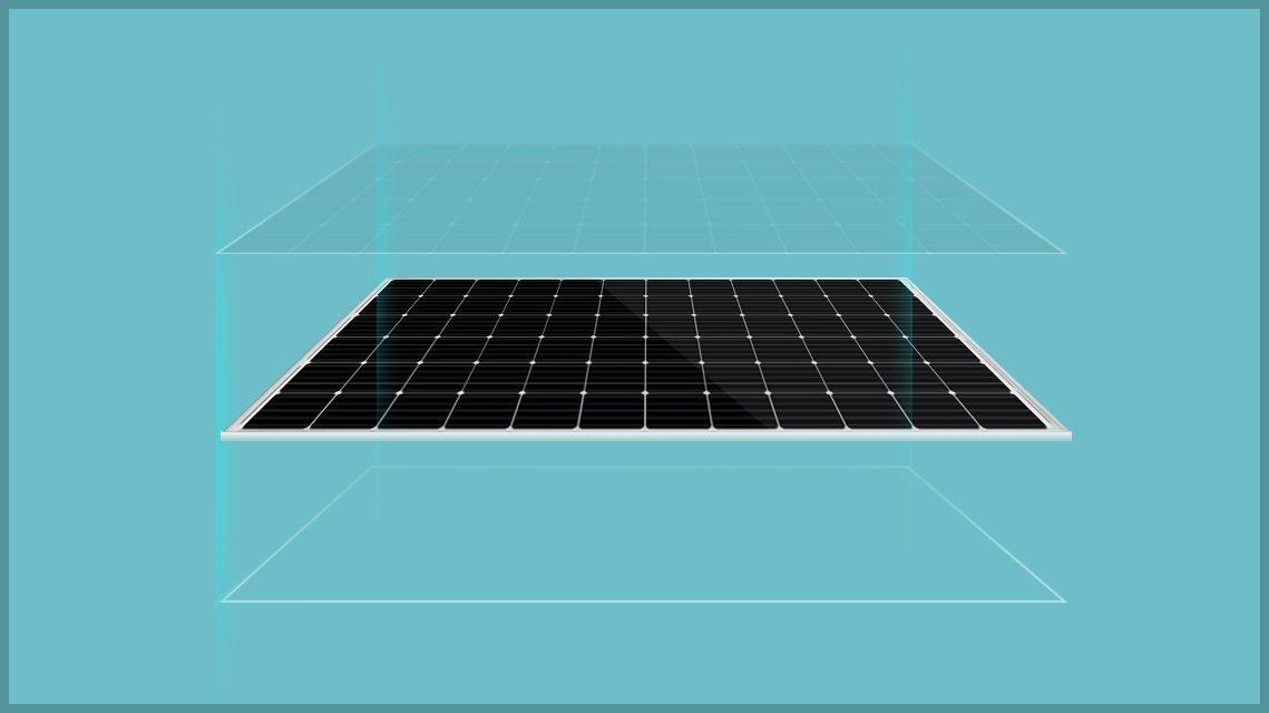 Longi Solar 365-385W Half-cell Mono